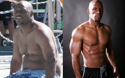 Michael Lee Body Transformation