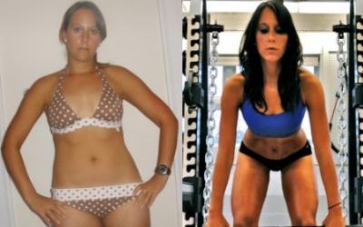 Naomi Rotstein Body Transformation