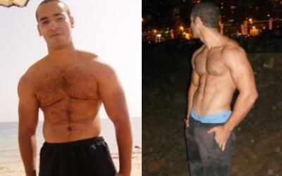 Omar Essam Body Transformation