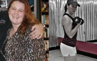 Rachel Young Body Transformation