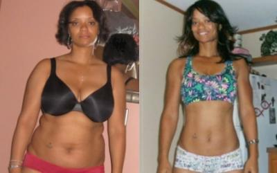 Rashidat Owe Body Transformation