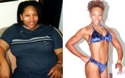 Rochelle Ford Body Transformation