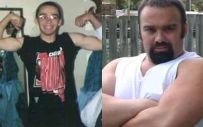Roger Lockridge Body Transformation