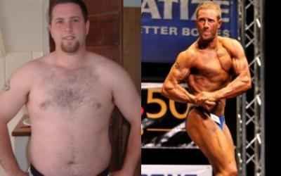 Sam Bridgewater Body Transformation