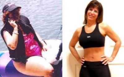 Sandi Holder Body Transformation