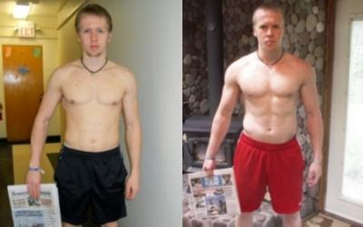 Shane Stadtmueller Body Transformation