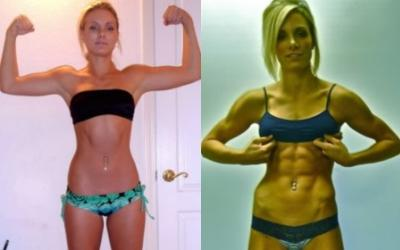 Stephanie Fischer Body Transformation