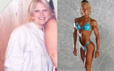 Tracy Fenske Body Transformation