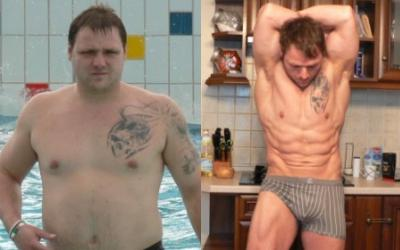 Zsolt Pajer Body Transformation