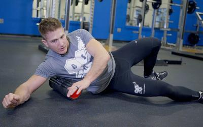 5 Pre-Workout Foam Roller Exercises to Prevent Injuries
