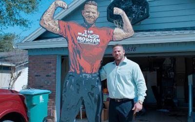 A Day With 300LB 7Ft Matt Morgan