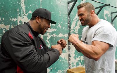 Bodybuilding vs. Physique: Shawn Rhoden & Jason Poston Shoulder Workout