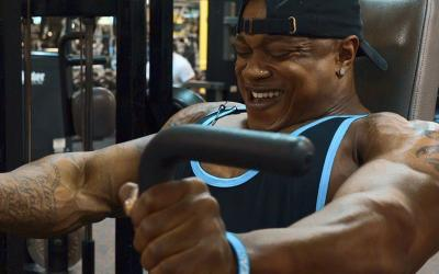 Pre-Olympia Chest Workout with BEAST Pro Brandon Hendrickson