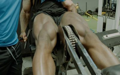 Intensely Brutal Leg Workout w/ Brandon Hendrickson