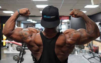 [Video] How to Target the Rear Delts w/ Brandon Hendrickson
