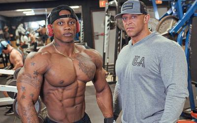 [Video] What It Takes to be a Physique Champ Pt. 1 w/ Brandon Hendrickson