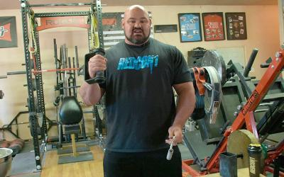 [Video] 4x World's Strongest Man Brian Shaw's Grip Strength Tips
