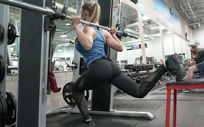 How to Perform Bulgarian Split Squats
