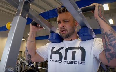 How to Properly Train & Grow Your Calves With Kris Gethin