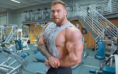 [Video] Chris Bumstead's Joocy Chest Workout