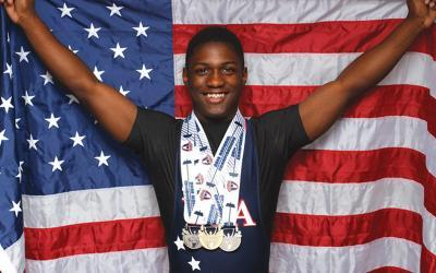 America's Strongest Teenager: Olympic Weightlifter CJ Cummings