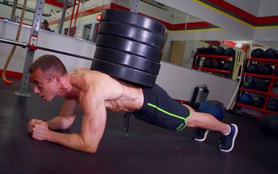 Coach Myers' Top 10 Hardest Core Exercises