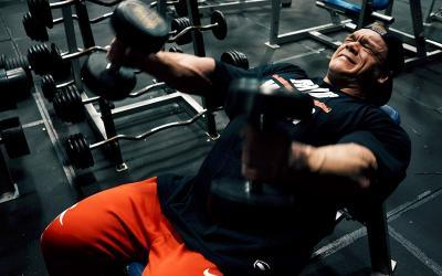 Dallas McCarver's 2017 Arnold Classic Superset Shoulder Workout