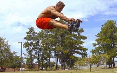 Are You Fit? Try David Morin's Fitness Assessment Test