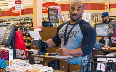 [Video] Grocery Shopping with Pro Bodybuilders w/ Errol Moore