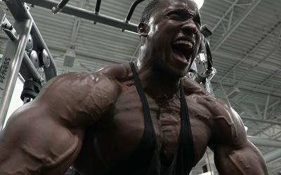 Extremely High Volume Pyramid Chest Workout w/ Robert Timms