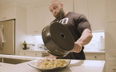 [Video] What Bodybuilders Eat for Lunch w/ Fouad Abiad
