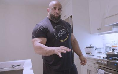 [Video] What Bodybuilders Eat Pre-Workout w/ Fouad Abiad