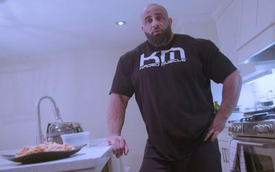 What Bodybuilders Eat for Lunch w/ Fouad Abiad