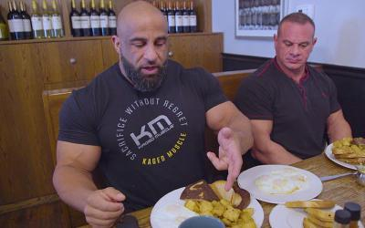 "Full Day of Eating w/ Fouad ""Hoss"" Abiad"