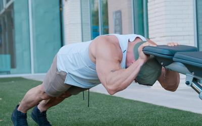 Horseshoe Triceps | 3 Unique Tricep Variations w/ Jason Poston