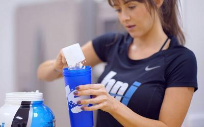 How Much Protein Should You Consume Post-Workout? Ft. Courtney King