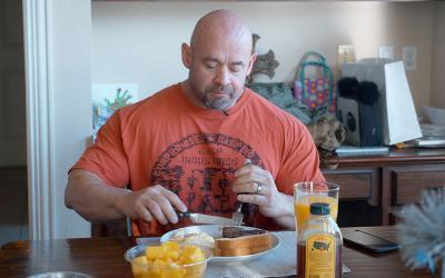 How to Eat Like a Bodybuilder w/ Branch Warren