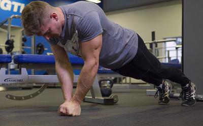 Superset For Inner Chest Muscle Building (ft. Scott Herman)