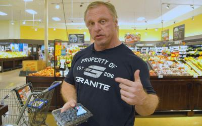 Grocery Shopping with Pro Bodybuilders w/ John Meadows