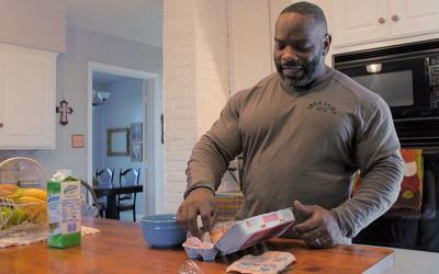 [Video] What Bodybuilders Eat for Breakfast w/ Johnnie O. Jackson