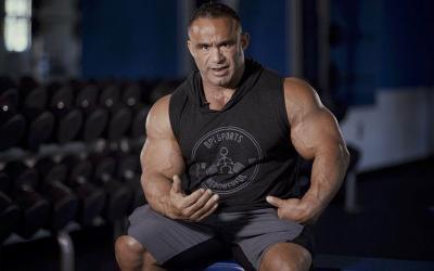 IFBB Pro Jose Raymond's Injury Prevention Techniques