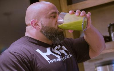 [Video] Juicing with Pro Bodybuilders with Fouad Abiad