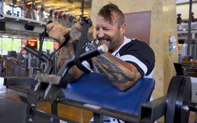 3 Bicep Exercises You've Got to Try Ft. Kris Gethin