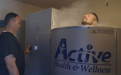 Extreme Active Recovery! A Day in The Life With Kaged Muscle CEO Kris Gethin