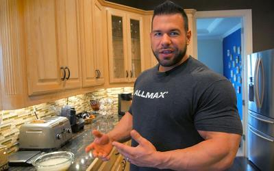What Pro Bodybuilders Eat for Breakfast with Steve Kuclo