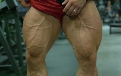 Super High Volume Leg Workout w/ Steve Kuclo