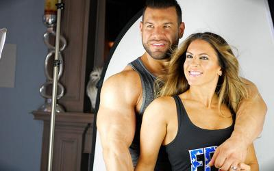 A Day With The Ultimate Fit Couple: Steve Kuclo & Amanda Latona