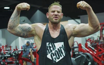 Quick Tip: Weight Lifting For Tall Guys w/ 7ft Matt Morgan