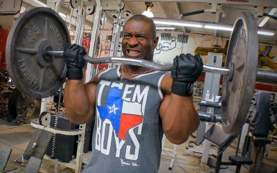 """The 22 Inch """"Bread N' Butter"""" Arm Workout With Cory Mathews"""