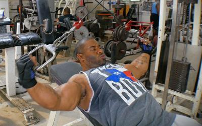 Cory Mathews Rear Delt Training Tip